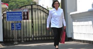 Sri Mulyani Kembali Ditunjuk Jadi Menteri Keuangan