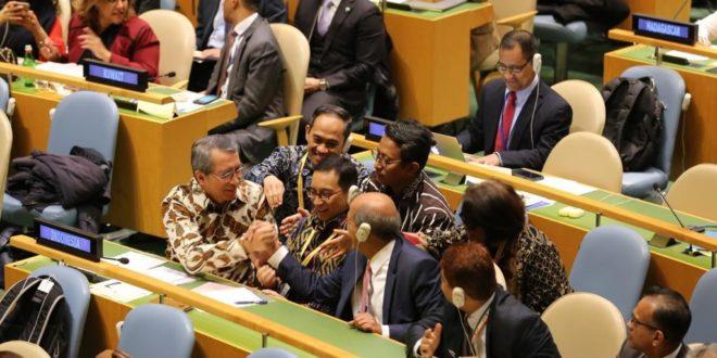 Indonesia Terpilih Jadi Anggota Dewan HAM PBB Lagi
