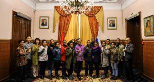 14 Mahasiswa Asal Papua Raih Beasiswa dari Pemerintah Rusia