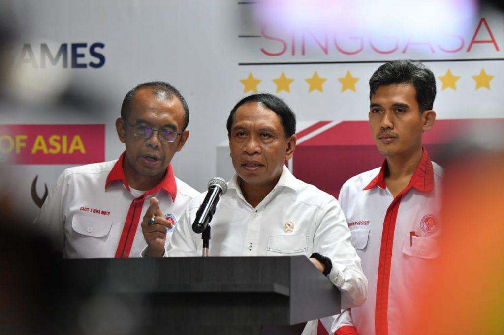 Indonesia Resmi Dipilih Sebagai Tuan Rumah Piala Dunia 2021