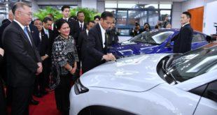 Jokowi Kunjungi Pabrik Hyundai, Kepala BKPM : Hyundai Akan Investasi Sekitar 1,5 Miliar US Dolar di Indonesia