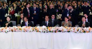 Presiden Jokowi: Penting Bagi ASEAN Terus Kirim Pesan Perdamaian Kepada Korut