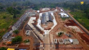 Jadi Ikon Baru Batas Negara Timur Indonesia, PLBN Sota Papua Akan Rampung Akhir 2019